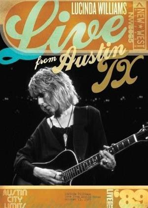 Rent Lucinda Williams: Live from Austin, Texas: Vol.2 Online DVD & Blu-ray Rental