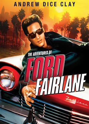 Rent The Adventures of Ford Fairlane Online DVD Rental