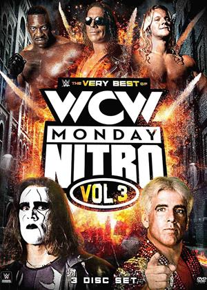 Rent WWE: The Best of WCW Monday Night Nitro: Vol.3 Online DVD & Blu-ray Rental