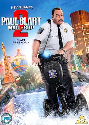 Rent Paul Blart: Mall Cop 2 Online DVD Rental