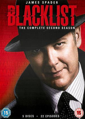 Rent The Blacklist: Series 2 Online DVD Rental