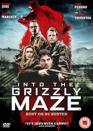 Rent Into the Grizzly Maze Online DVD Rental
