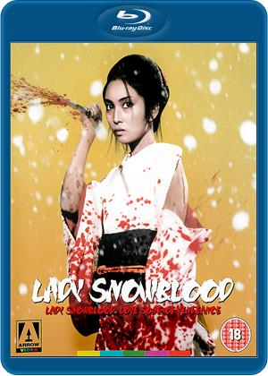 Rent Lady Snowblood / Lady Snowblood: Love Song of Vengeance (aka Shurayukihime / Shura-yuki-hime: Urami Renga) Online DVD Rental