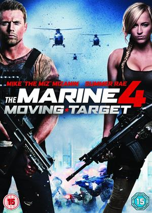 Rent The Marine 4: Moving Target Online DVD Rental