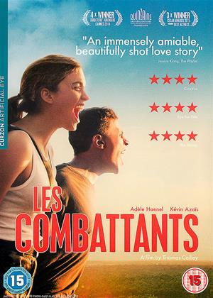 Rent Love at First Fight (aka Les combattants) Online DVD Rental
