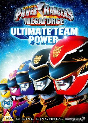 Rent Power Rangers Megaforce: Vol.1 Online DVD Rental