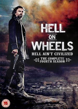 Rent Hell on Wheels: Series 4 Online DVD Rental