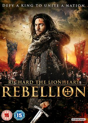 Rent Richard the Lionheart: Rebellion Online DVD Rental