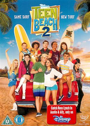 Rent Teen Beach 2 Online DVD Rental