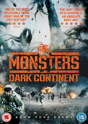 Monsters: Dark Continent Online DVD Rental