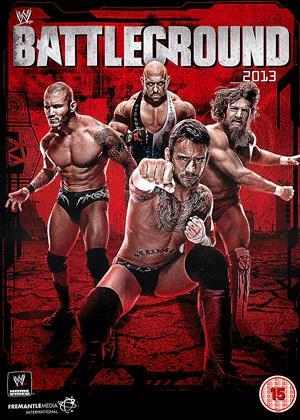 Rent WWE: Battleground 2013 Online DVD Rental