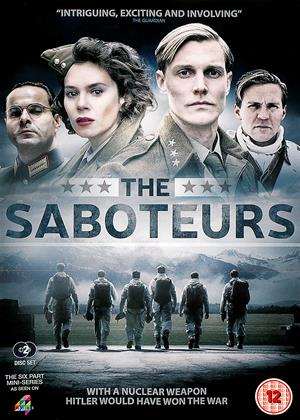 Rent The Saboteurs (aka Kampen om tungtvanne) Online DVD Rental