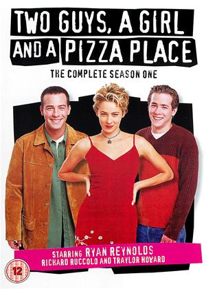Rent Two Guys, a Girl and a Pizza Place: Series 1 Online DVD Rental