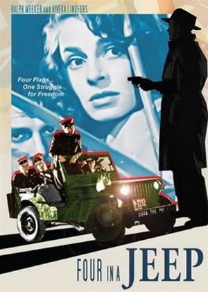 Rent Four in a Jeep (aka Die Vier im Jeep) Online DVD Rental
