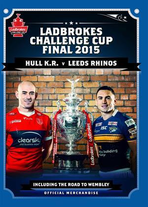 Rent Ladbrokes Challenge Cup Final: 2015 Online DVD Rental