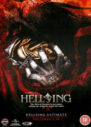 Rent Hellsing Ultimate: Collection 1 Online DVD Rental