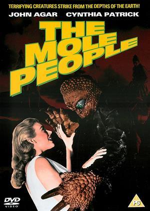Rent The Mole People Online DVD Rental