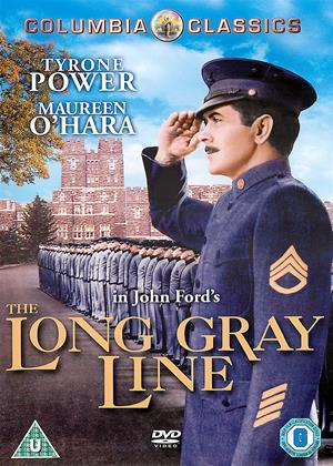 Rent The Long Gray Line Online DVD Rental