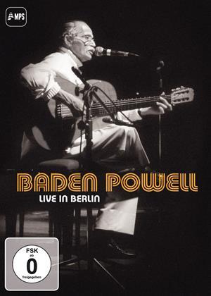 Rent Baden Powell: Live in Berlin Online DVD Rental