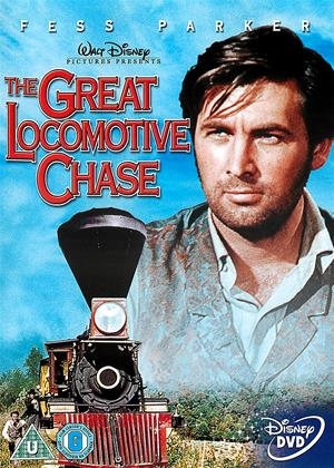 The Great Locomotive Chase Online DVD Rental