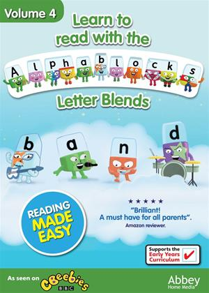 Rent Alphablocks: Vol.4: Letter Blends Online DVD Rental