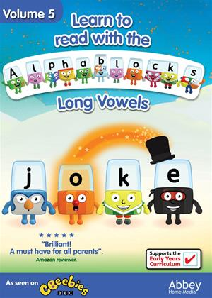 Rent Alphablocks: Vol.5: Long Vowels Online DVD Rental