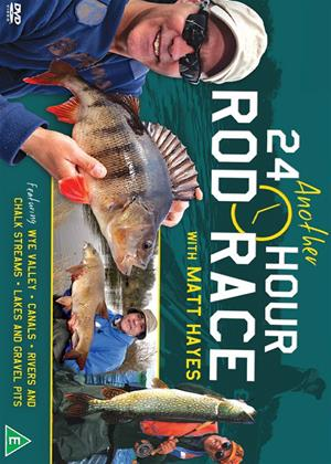 Rent Matt Hayes: Another 24 Hour Rod Race Online DVD Rental