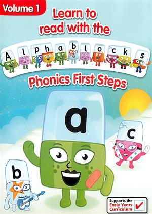 Rent Alphablocks: Vol.1: Phonics First Steps Online DVD Rental