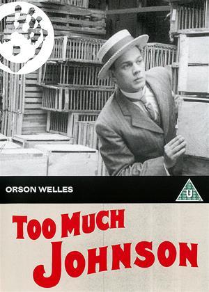 Rent Too Much Johnson Online DVD Rental