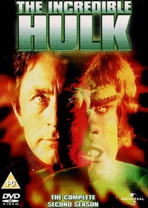 Rent The Incredible Hulk: Series 2 Online DVD Rental
