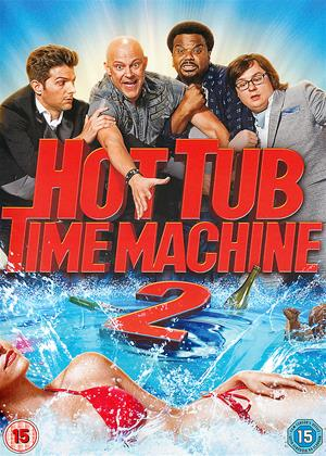 Rent Hot Tub Time Machine 2 Online DVD Rental