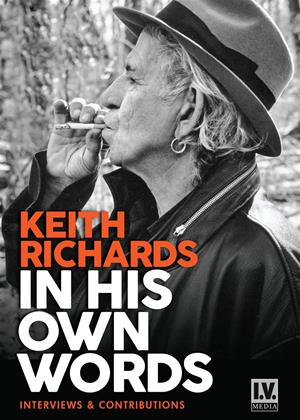 Rent Keith Richards: In His Own Words Online DVD Rental