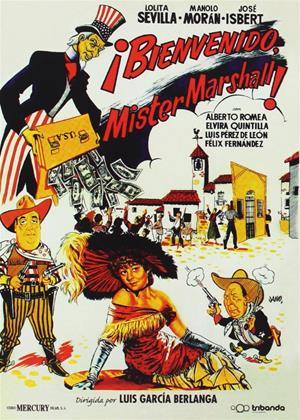 Rent Welcome Mr. Marshall! (aka Bienvenido Mister Marshall) Online DVD Rental