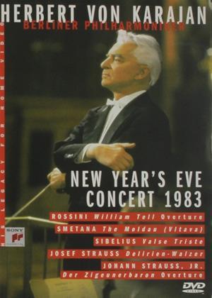 Rent New Year's Eve Concert 1983 Online DVD Rental