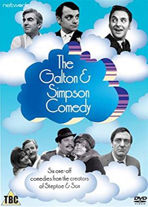 Rent The Galton and Simpson Comedy: The Complete Series Online DVD Rental
