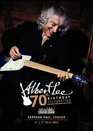 Rent Albert Lee: 70th Birthday Celebration Online DVD Rental