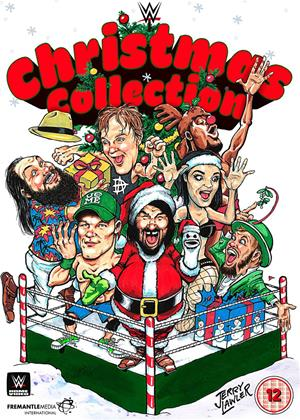 Rent WWE: Christmas Collection Online DVD Rental
