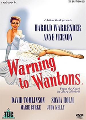 Rent Warning to Wantons Online DVD Rental