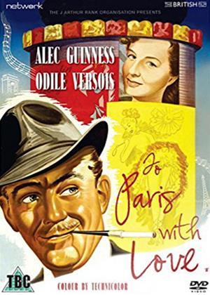 Rent To Paris with Love Online DVD Rental