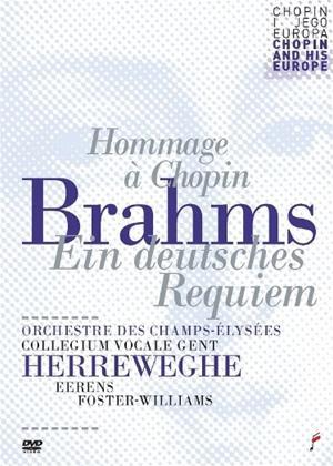 Rent Brahms: Ein Deutsches Requiem (Herreweghe) Online DVD Rental