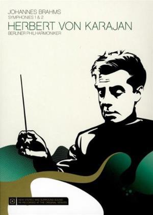 Rent Brahms: Symphonies Nos. 1-2 Online DVD Rental