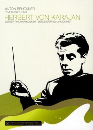 Rent Bruckner: Symphonies Nos. 8-9 Online DVD Rental
