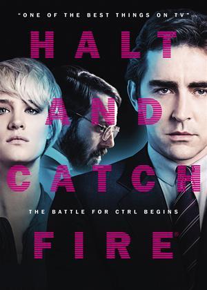 Rent Halt and Catch Fire Online DVD & Blu-ray Rental