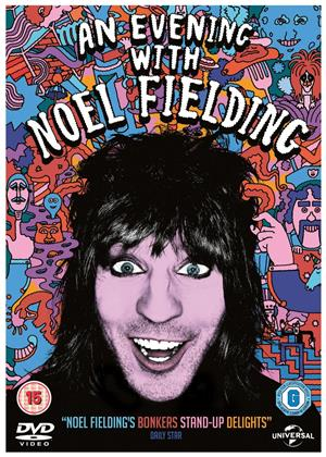Rent An Evening with Noel Fielding Online DVD Rental