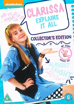 Rent Clarissa Explains It All: Collection Online DVD Rental