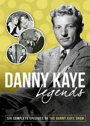 Rent Danny Kaye: Legends Online DVD Rental