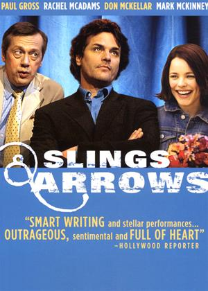 Rent Slings and Arrows Online DVD & Blu-ray Rental
