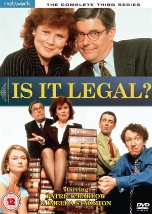 Rent Is It Legal: Series 3 Online DVD Rental