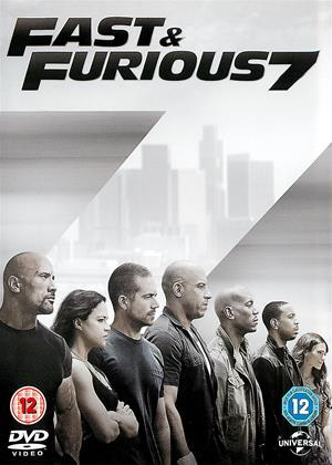 Rent Fast and Furious 7 (aka Furious 7) Online DVD & Blu-ray Rental