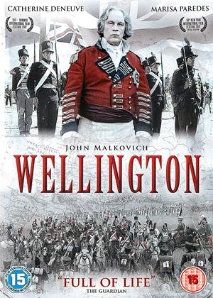 Rent Wellington (aka Linhas de Wellington) Online DVD Rental